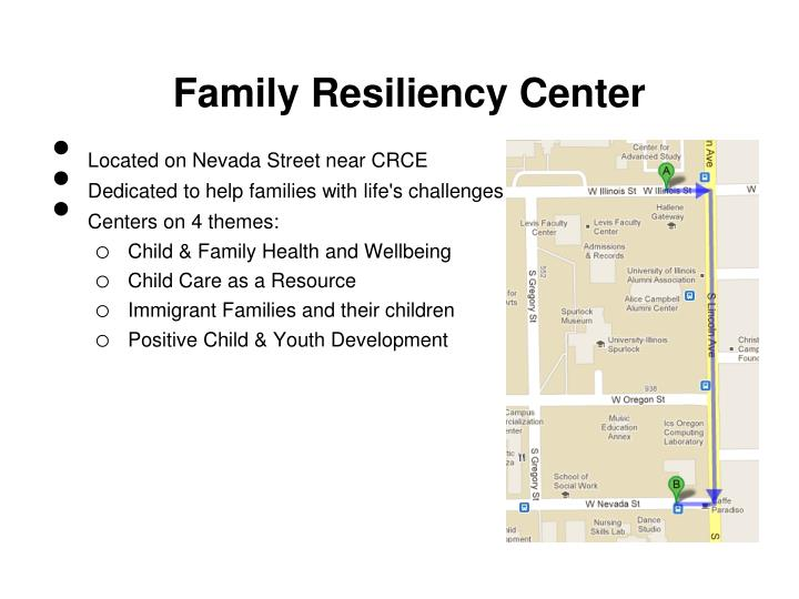 Family Resiliency Center