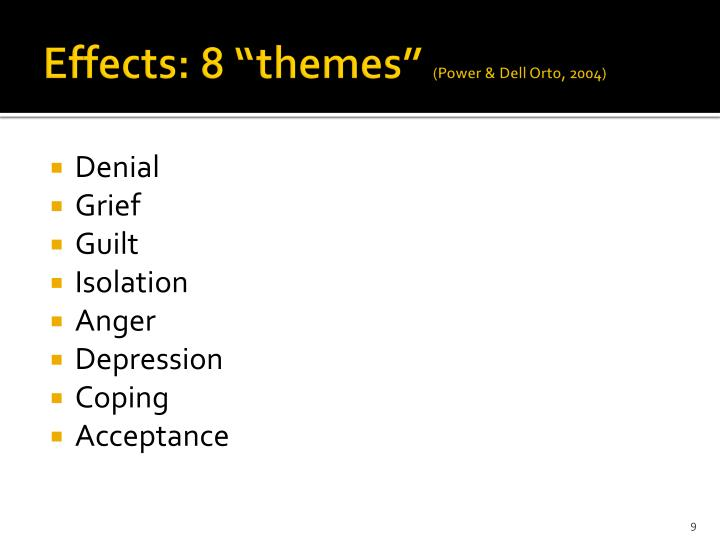 "Effects: 8 ""themes"""