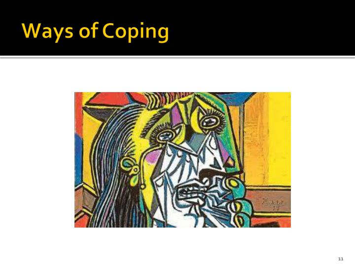 Ways of Coping