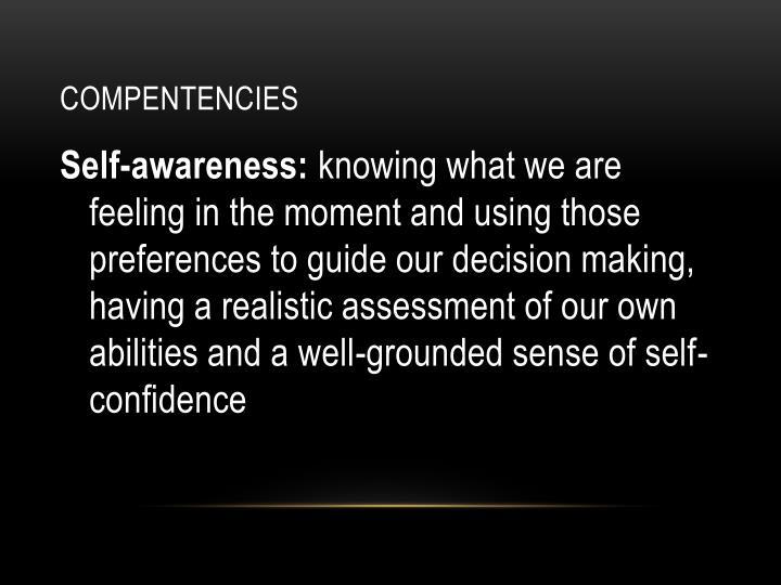 Compentencies