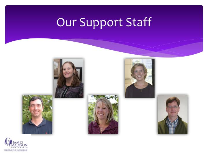 Our Support Staff