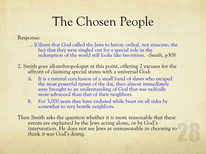 The Chosen People