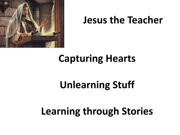 Capturing hearts unlearning stuff learning through stories