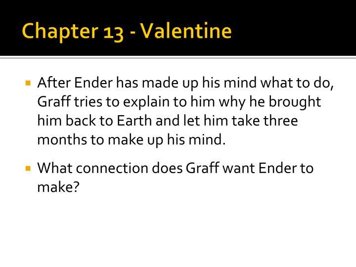 Chapter 13 - Valentine