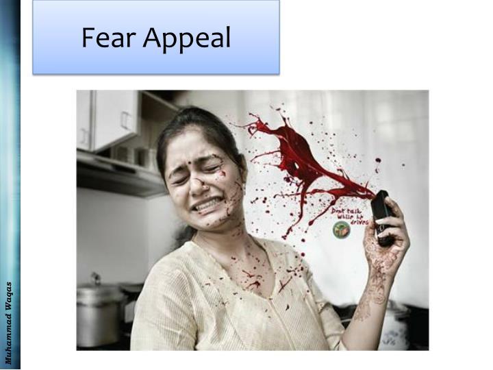 Fear Appeal