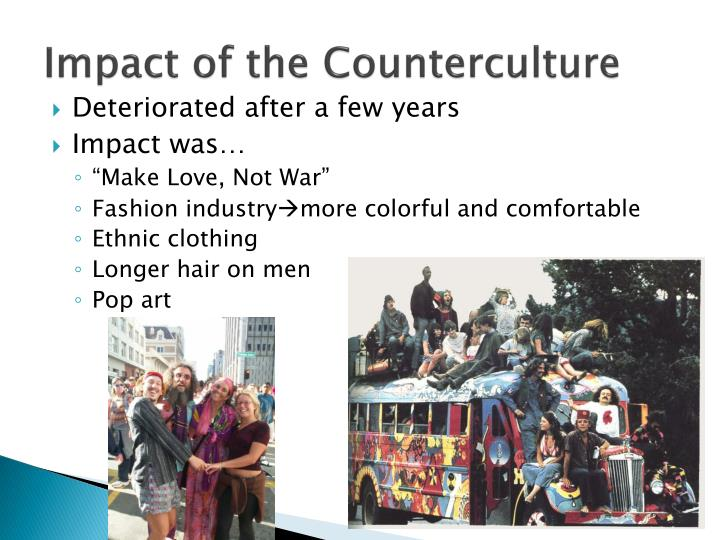 Impact of the Counterculture