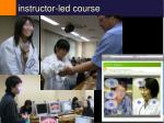 instructor led course