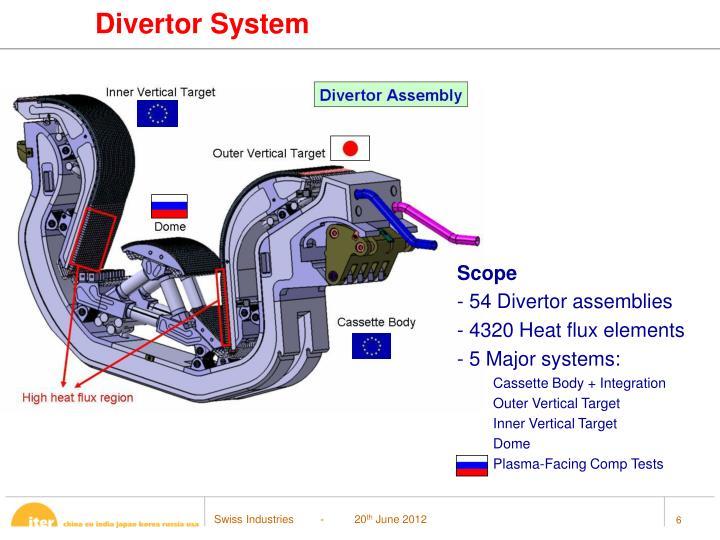 Divertor System