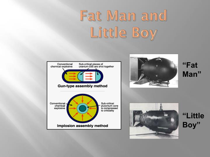 Fat Man and