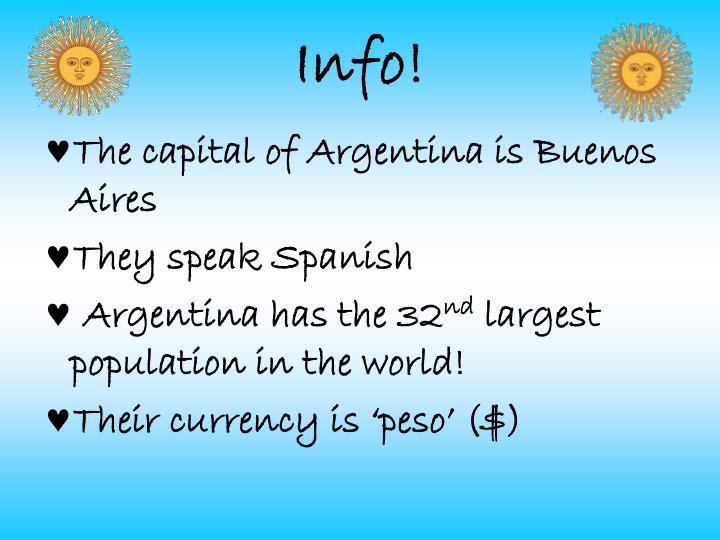 Info!