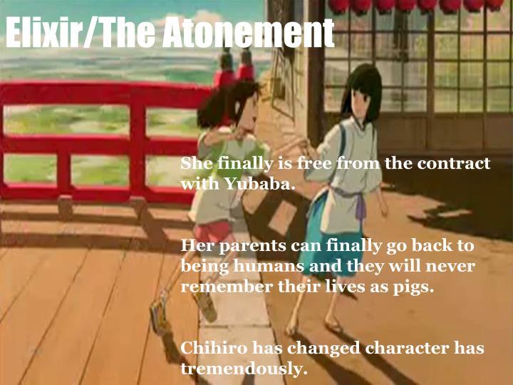 Elixir/The Atonement