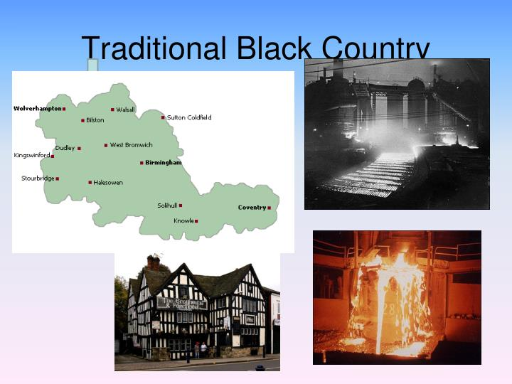 Traditional Black Country