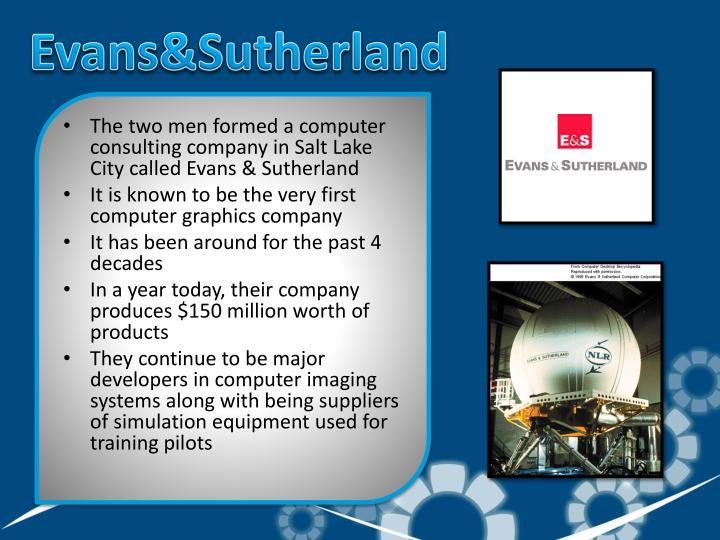 Evans&Sutherland