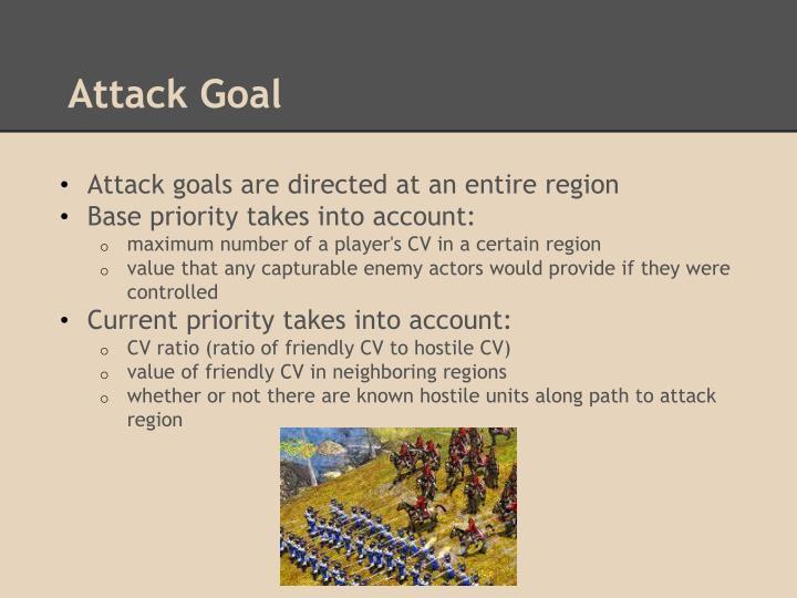 Attack Goal