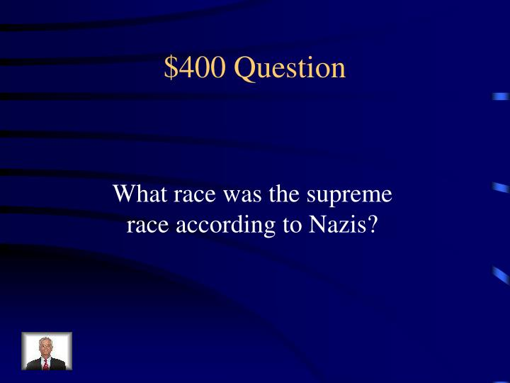 $400 Question