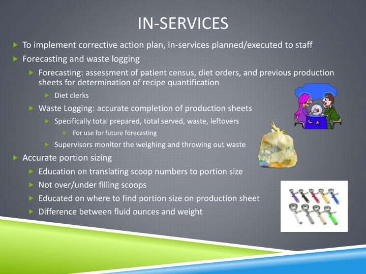 In-services