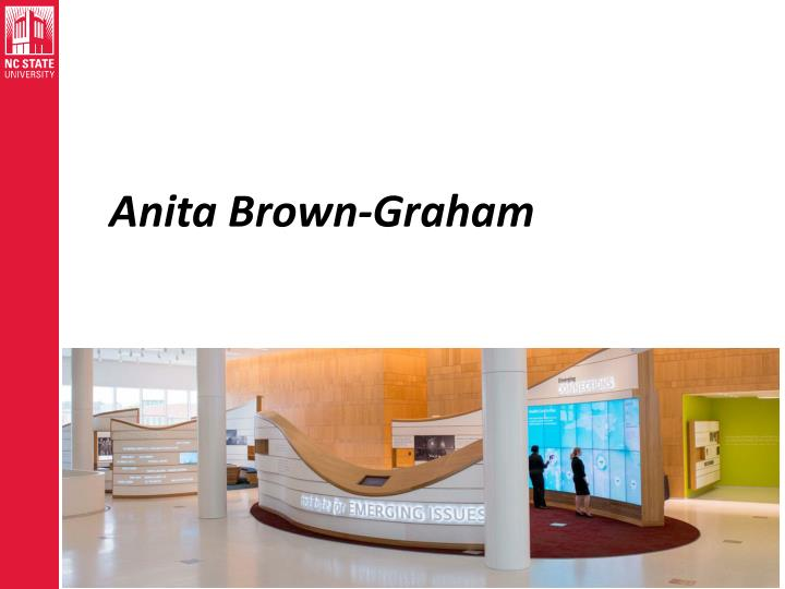 Anita Brown-Graham