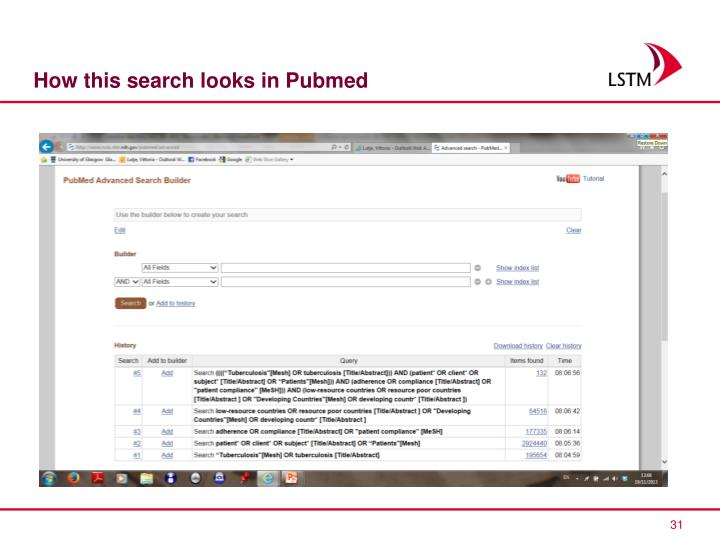 How this search looks in Pubmed