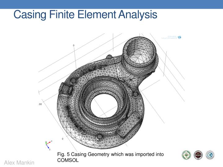 Casing Finite Element Analysis