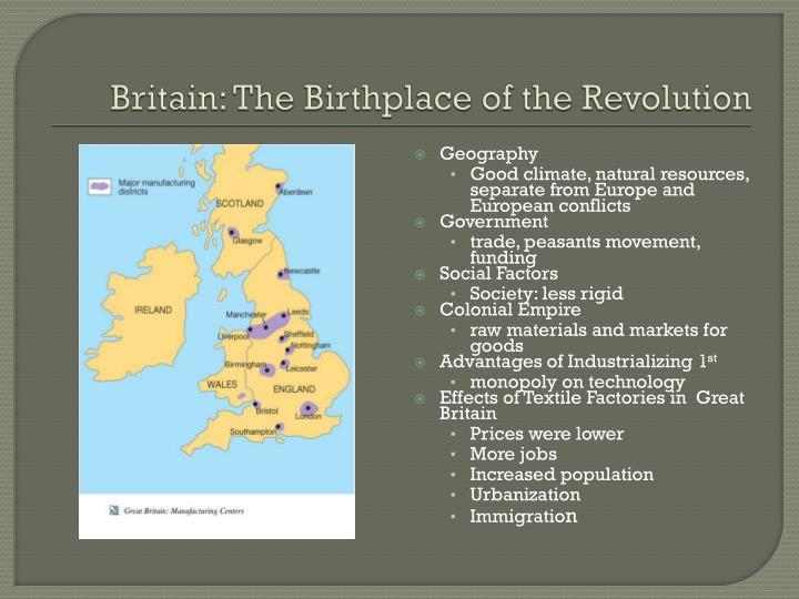 Britain: The
