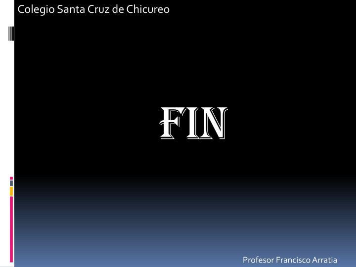 Colegio Santa Cruz de