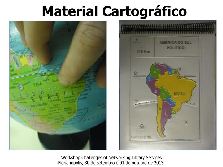 Material Cartográfico