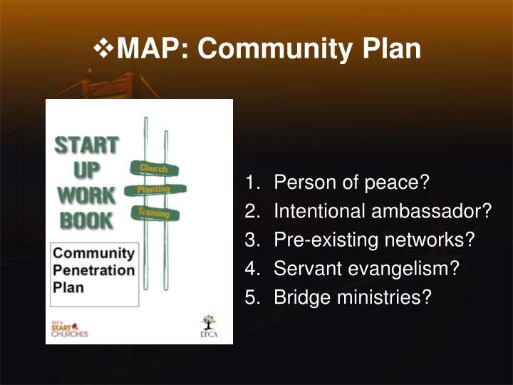 MAP: Community