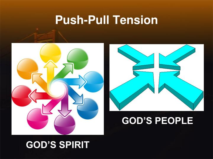 Push-Pull Tension