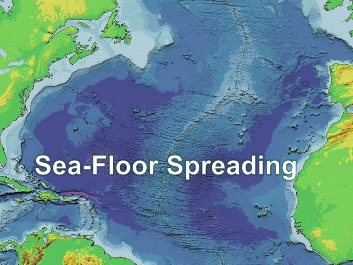 Sea-Floor Spreading