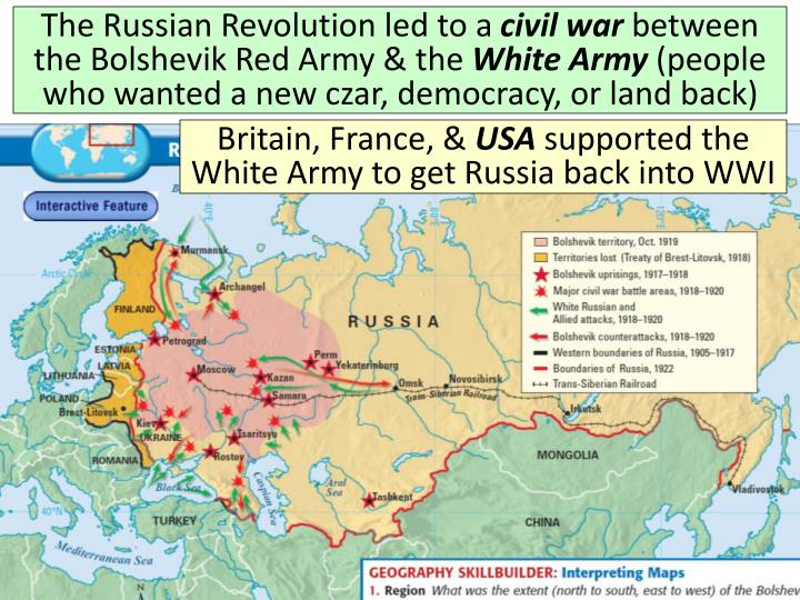 the bolshevik army success essay Lenin's leadership was pivotal in the success of the bolsheviks  the bolsheviks  became very popular in the army and in the factories, giving the party the.
