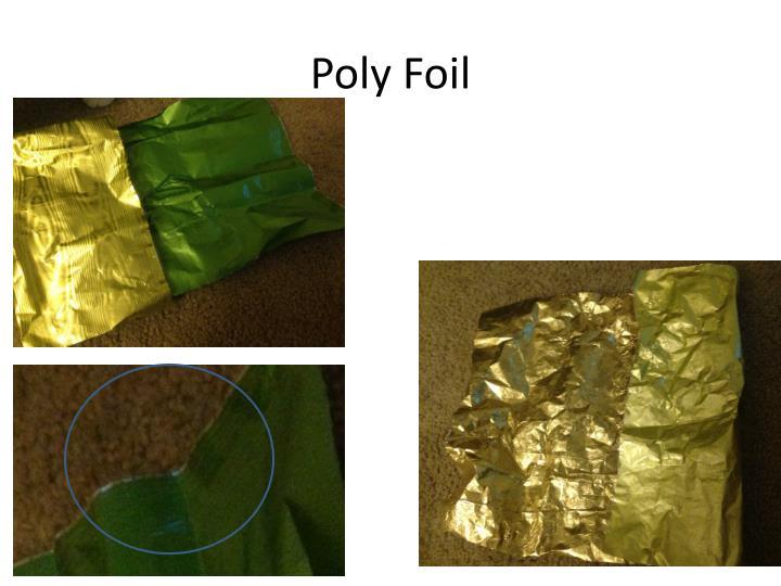 Poly Foil