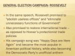 general election campaign roosevelt1