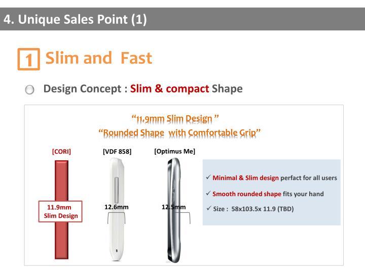 4. Unique Sales Point (1)