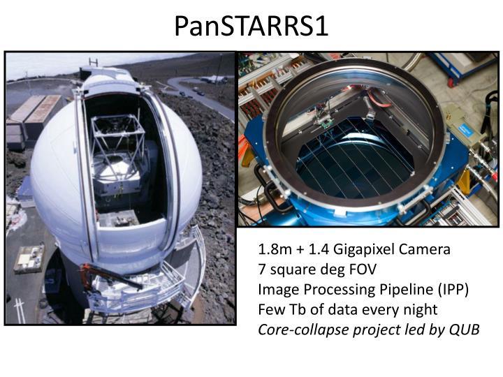 PanSTARRS1