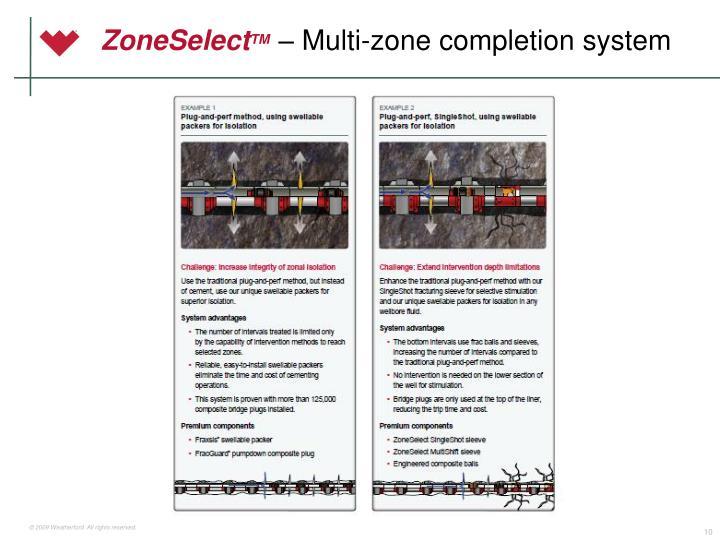 ZoneSelect