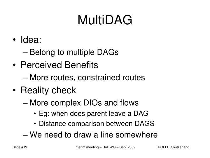 MultiDAG