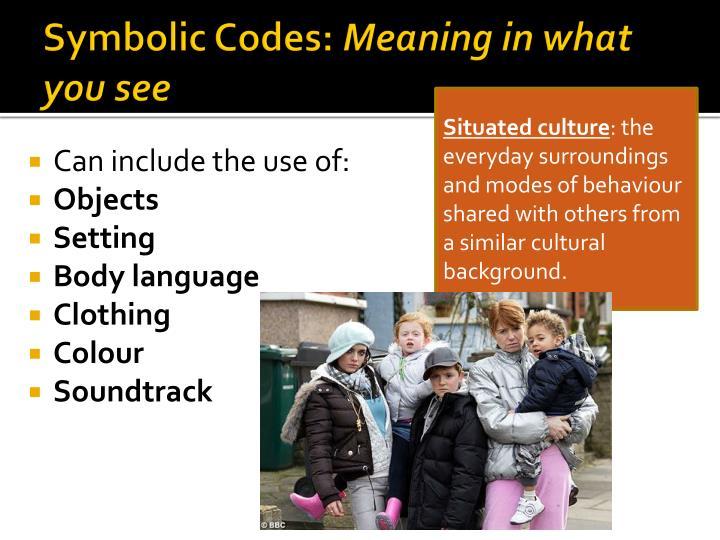 Symbolic Codes: