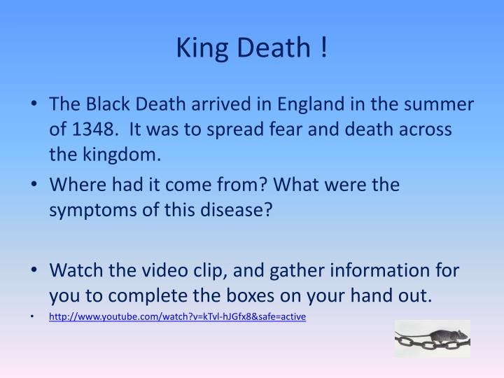 King Death !