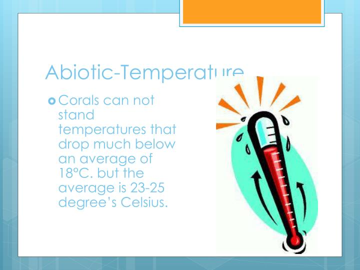 Abiotic-