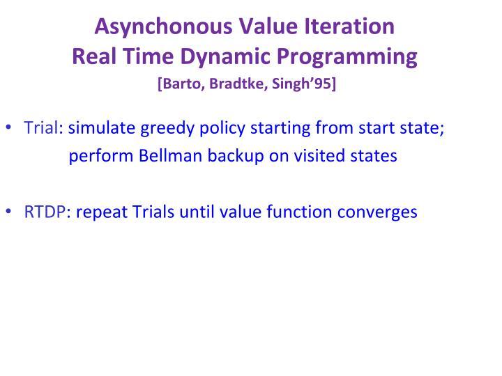 Asynchonous