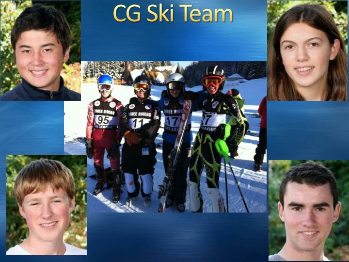 CG Ski Team