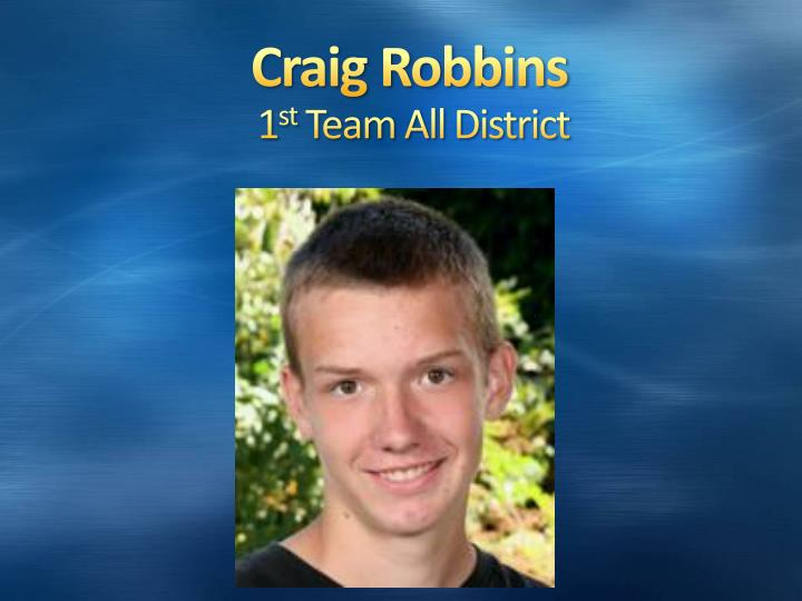 Craig Robbins