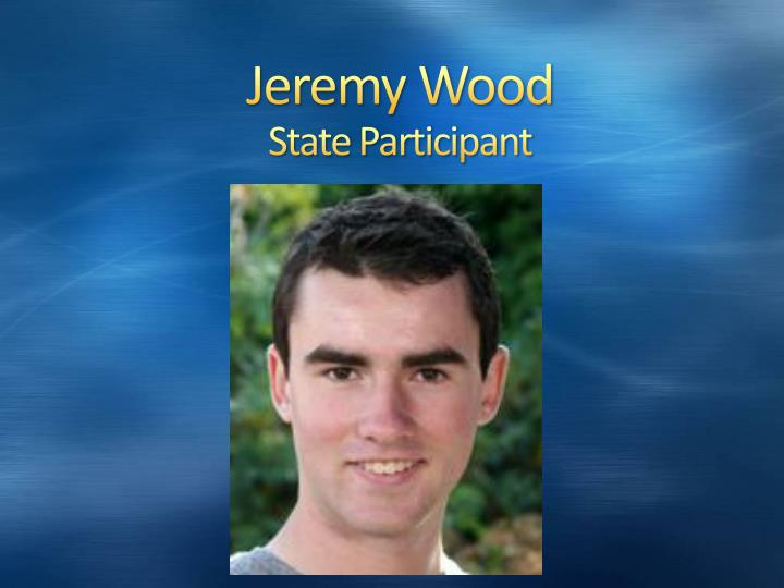 Jeremy Wood