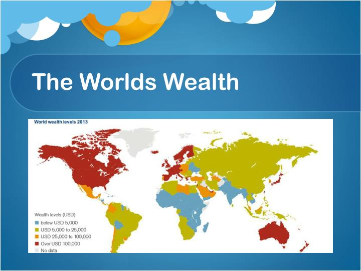 The Worlds Wealth