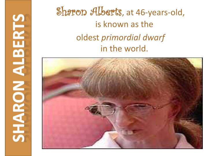 Sharon Alberts