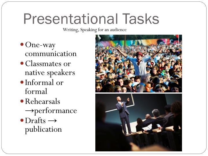 Presentational