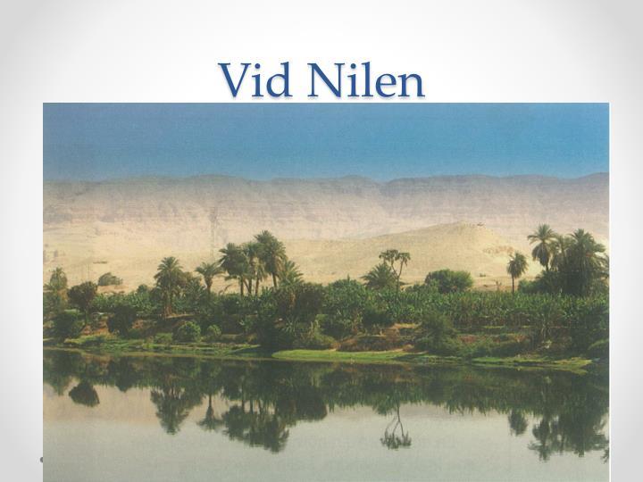 Vid Nilen