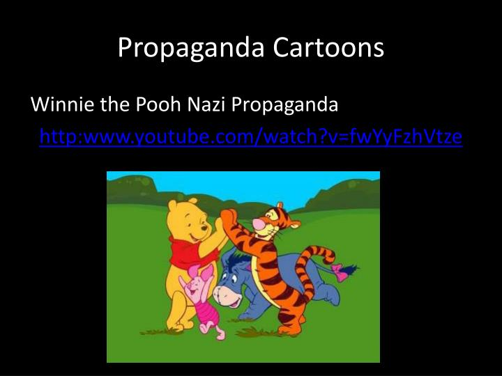 Propaganda Cartoons