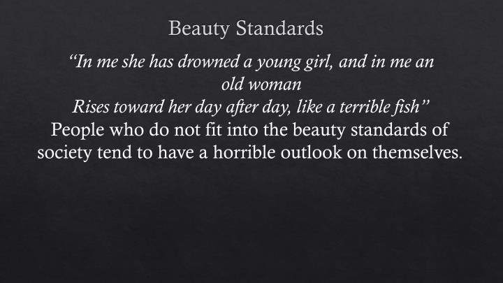 Beauty Standards