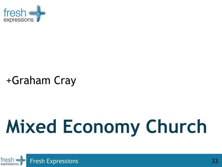 +Graham Cray